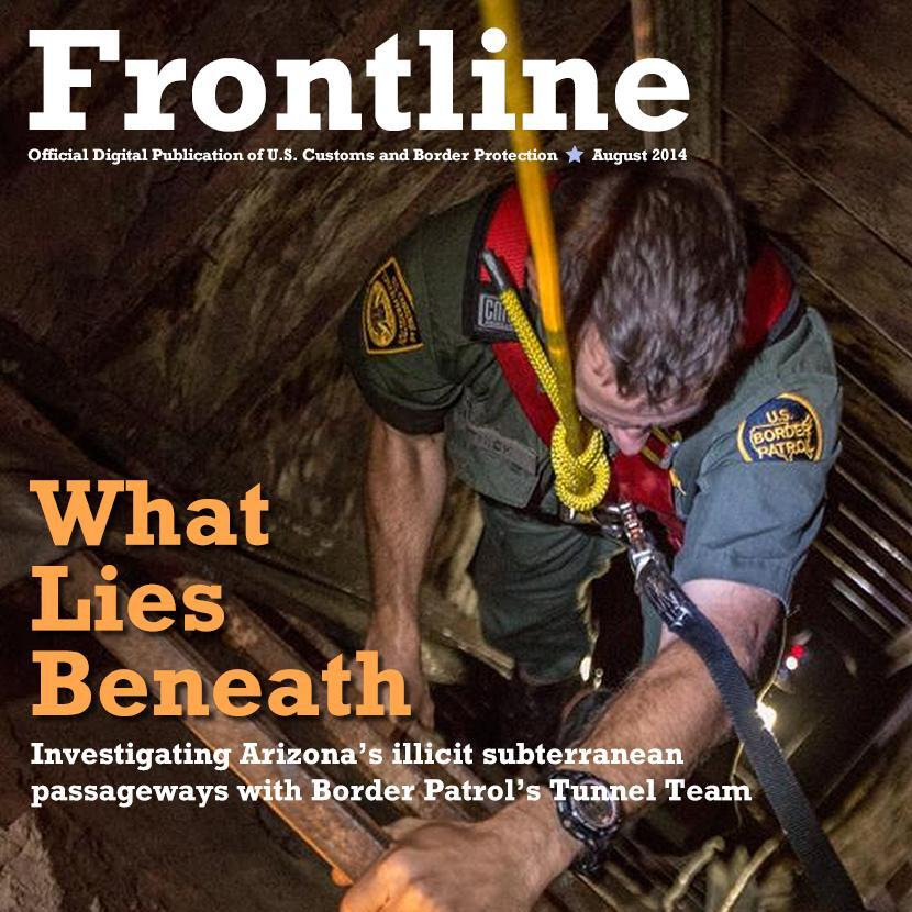 FrontLine Magazine Archives - The Soldiers Charity